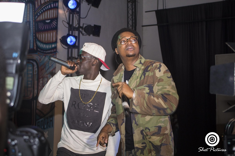 Highlights of Ko-Jo Cue's 'Cue For President' Concert