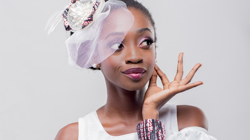 Adomaa is The Star of Her Own Show in 'Bra'