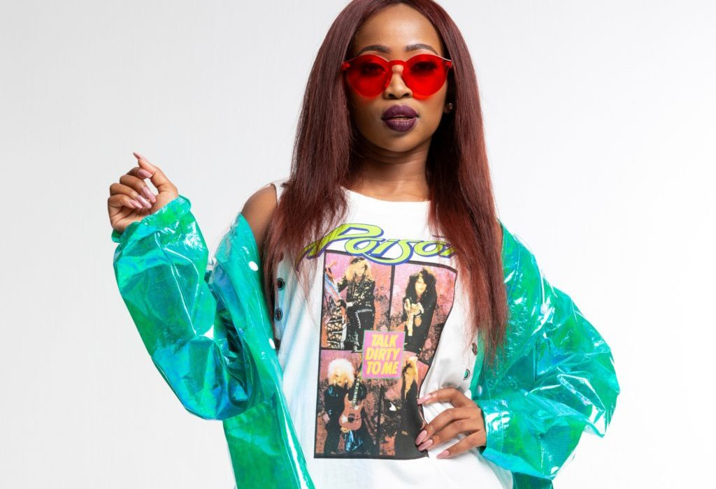 Ms Cosmo Connects With Nasty C, Kwesta and Rouge