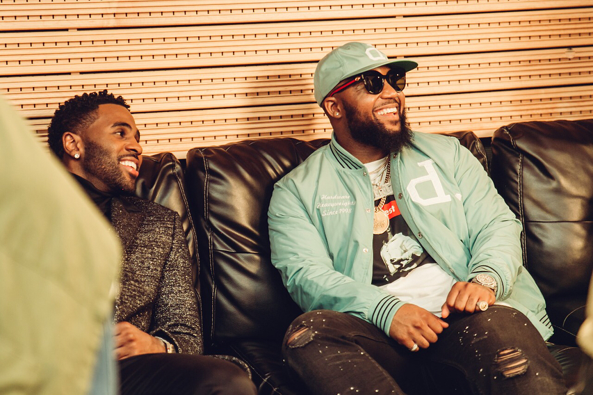 "Jason Derulo Collaborates With Cassper Nyovest on ""Colours"""