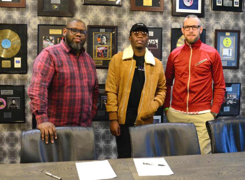 Tellaman Signs To Universal Music