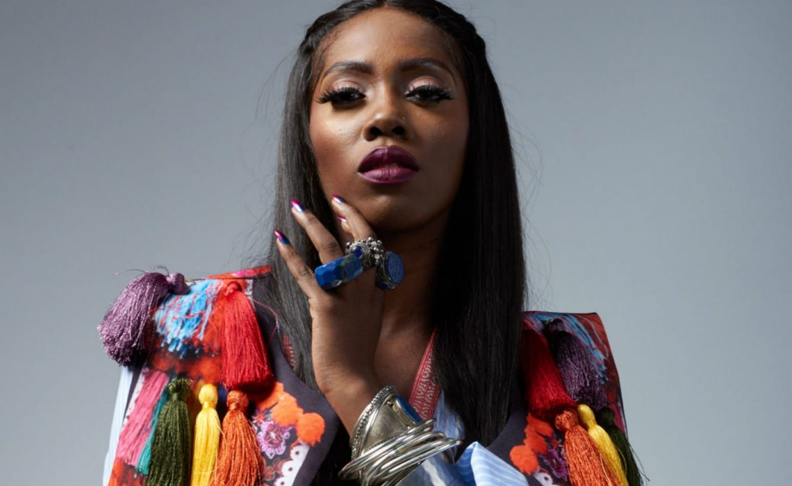 Tiwa Savage features Duncan Mighty on Lova Lova