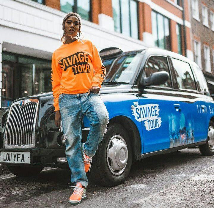 Tiwa Savage Talks Afrobeats in British Vogue Feature