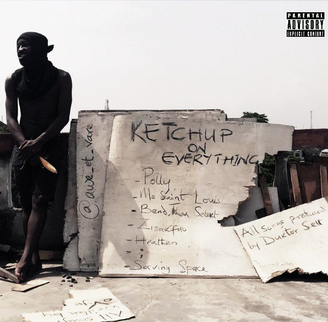 "Listen to oVye's Experimental ""Ketchup On Everything"" EP"