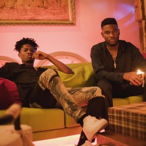Kwesi Arthur and Nonso Amadi