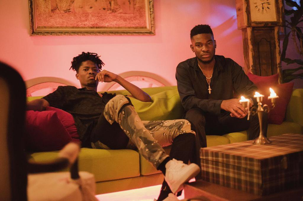 Nonso Amadi & Kwesi Arthur Get 'Comfortable' on Collaborative Effort