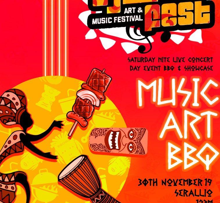 Ojaa Fest (Art & Music Festival)