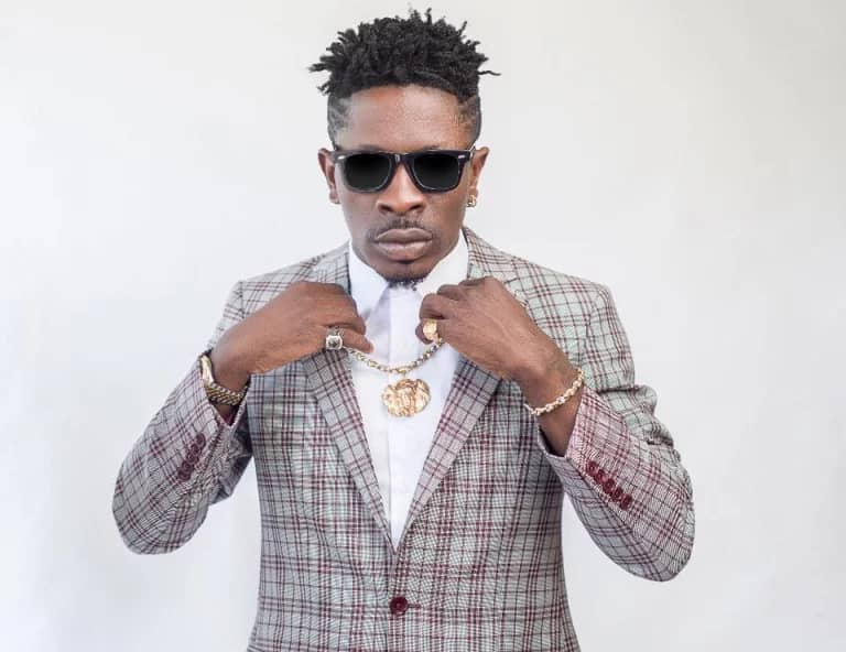 Shatta Wale Teases Collaboration With UK Superstar Stefflon Don
