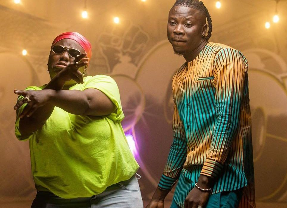 """Stonebwoy Collaborates with Teni on Infectious Love Song """"Ololo"""""""