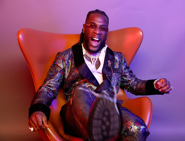 Burna Boy Refunds a Fan's Ticket and Asks Security to Escort him out of Concert