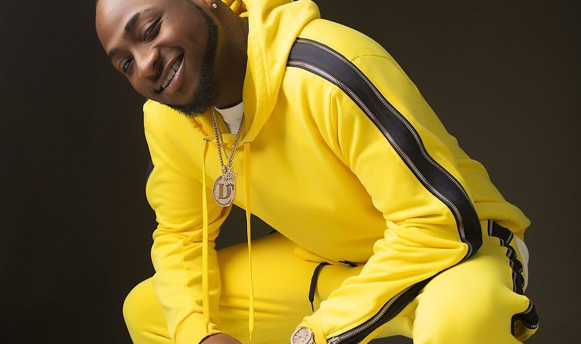 Davido is Set to Feature in Sequel of 'Coming to America'