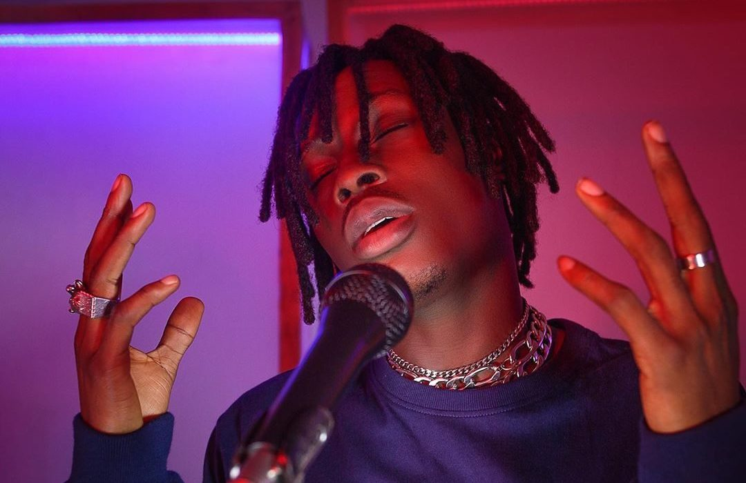 """Fireboy DML is Caught in Parallel Universes in Visuals for """"Scatter"""""""