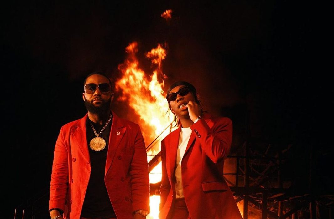 Cassper and Frank Casino Set the Block on Fire With New Visuals