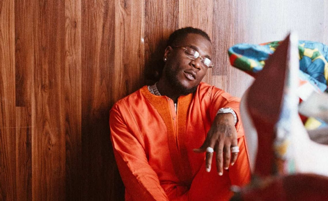 """Burna Boy is Infatuated in The Stylish Video For """"Omo""""."""