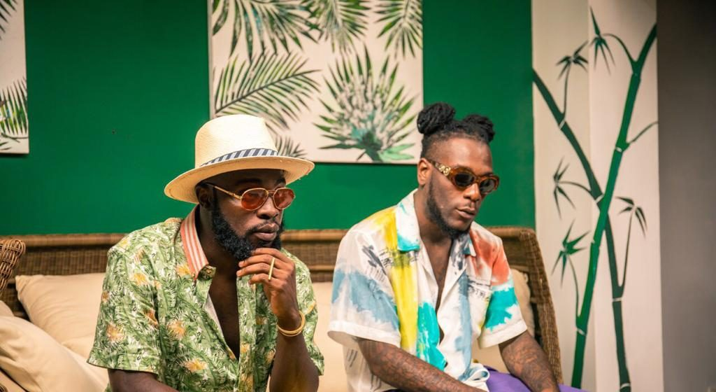 """M.anifest features Burna Boy on """"Tomorrow"""", the second single off """"The Gamble"""""""