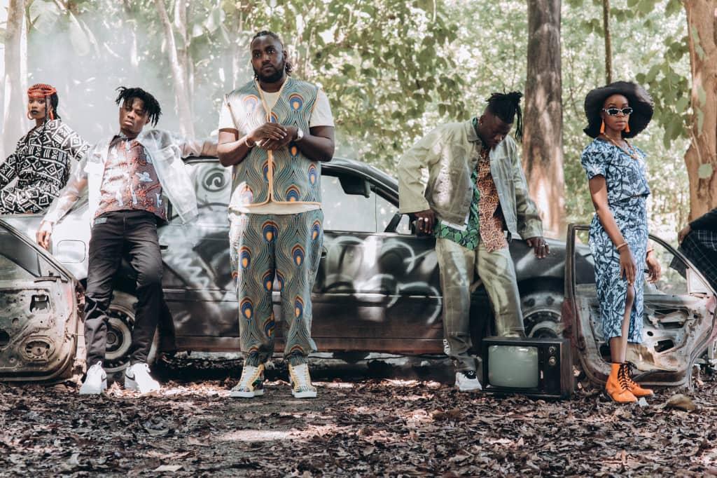 "Grammy Nominated Nana Rogues Brings it Back Home with ""No Stress"" Ft Stonebwoy & Kwesi Arthur"