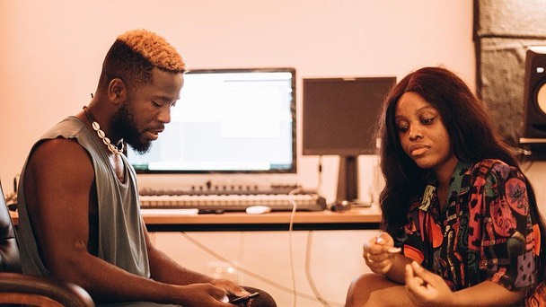 Gyakie Prepares a New Single with Bisa Kdei