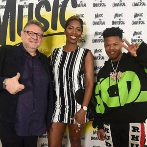 Nasty C and Tiwa Savage Perform at Sir Lucian Grainge's 2020 Artist Showcase