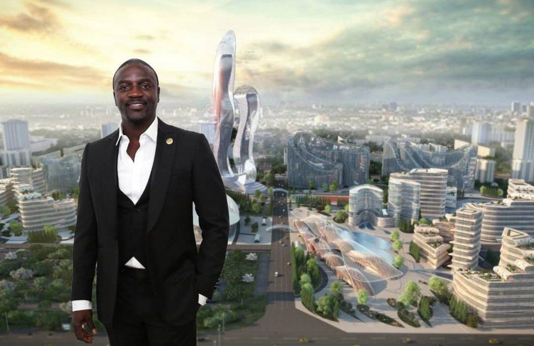Welcome to Akonda! Akon Finalizes Agreement for AKON CITY