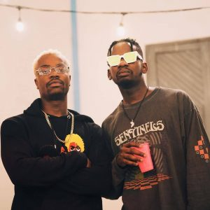 DARKOVIBES X MR EAZI
