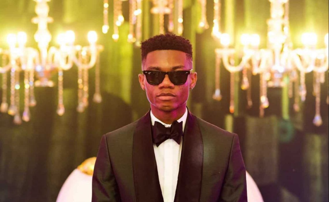 Kidi Is Optimistic For His Recent '3 Music Awards' Nominations.