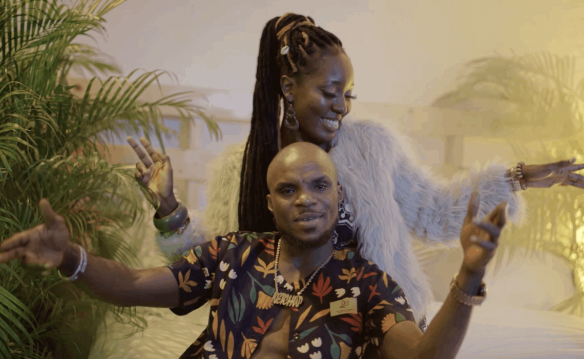 Ketchup Features Flavour on 'Sweet', an Afro-Dancehall And Highlife Bop.