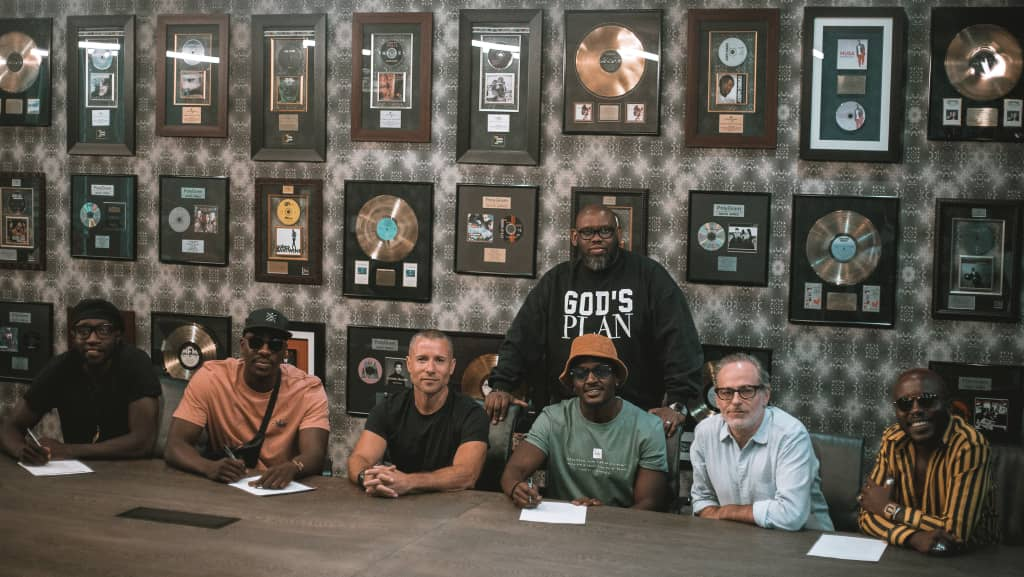 Prolific Kenyan Afro-Pop Band Sauti Sol signs with Universal Music Africa