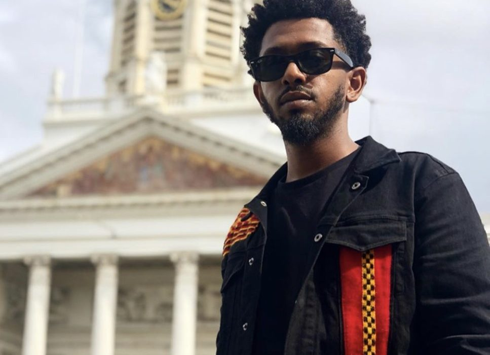 Los Angeles-Based Record Producer of Ethiopian Descent, Anweezy Taking African Music Global!
