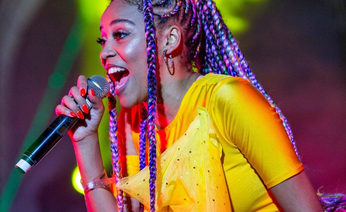 Check Out Sho Madjozi's Brilliant Lockdown Freestyle