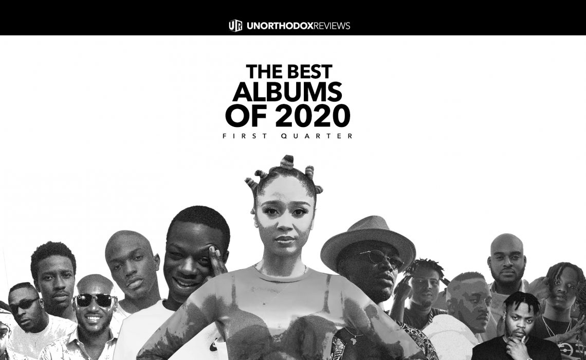 2020 Best African Music Albums: A Quarter Report