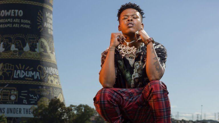 South African Rapper Nasty C Signed to Def Jam