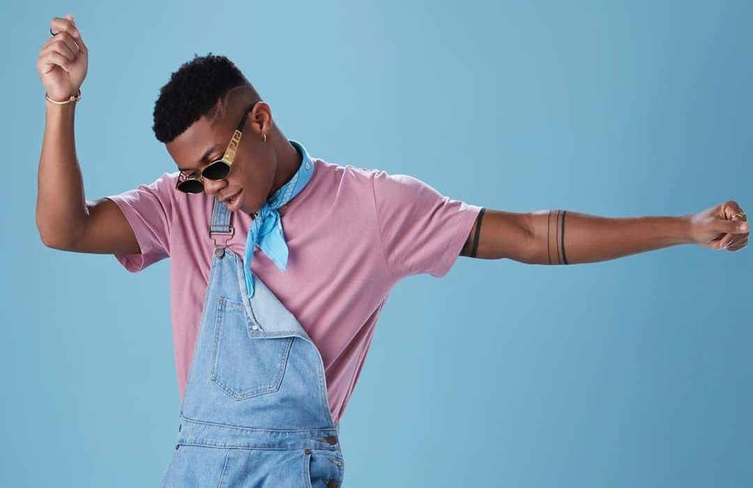 "Kidi Announces Surprise ""Blue: The EP"""