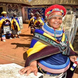 traditional south african attire