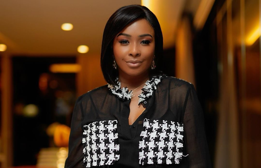 South African Media Personality Boity Launches Her Foundation