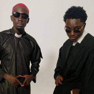 Bosom P-Yung and Kweku Smoke