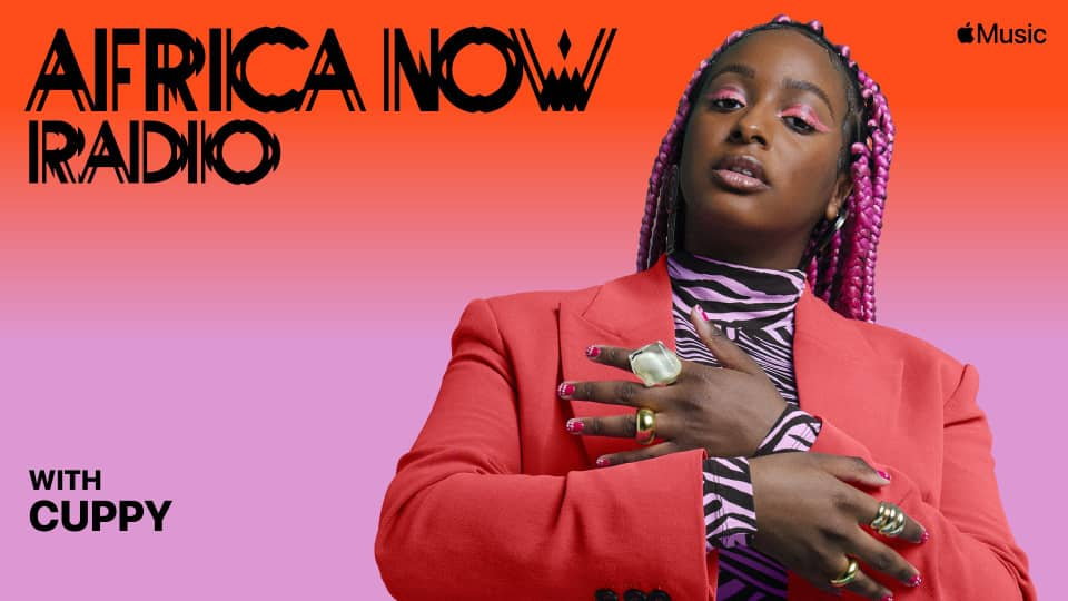 """Apple Music Introduces """"Africa Now Radio with Cuppy"""""""