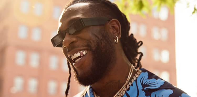 Burna Boy's Hilarious Reaction To Net Worth Being Estimated at $3.5 M