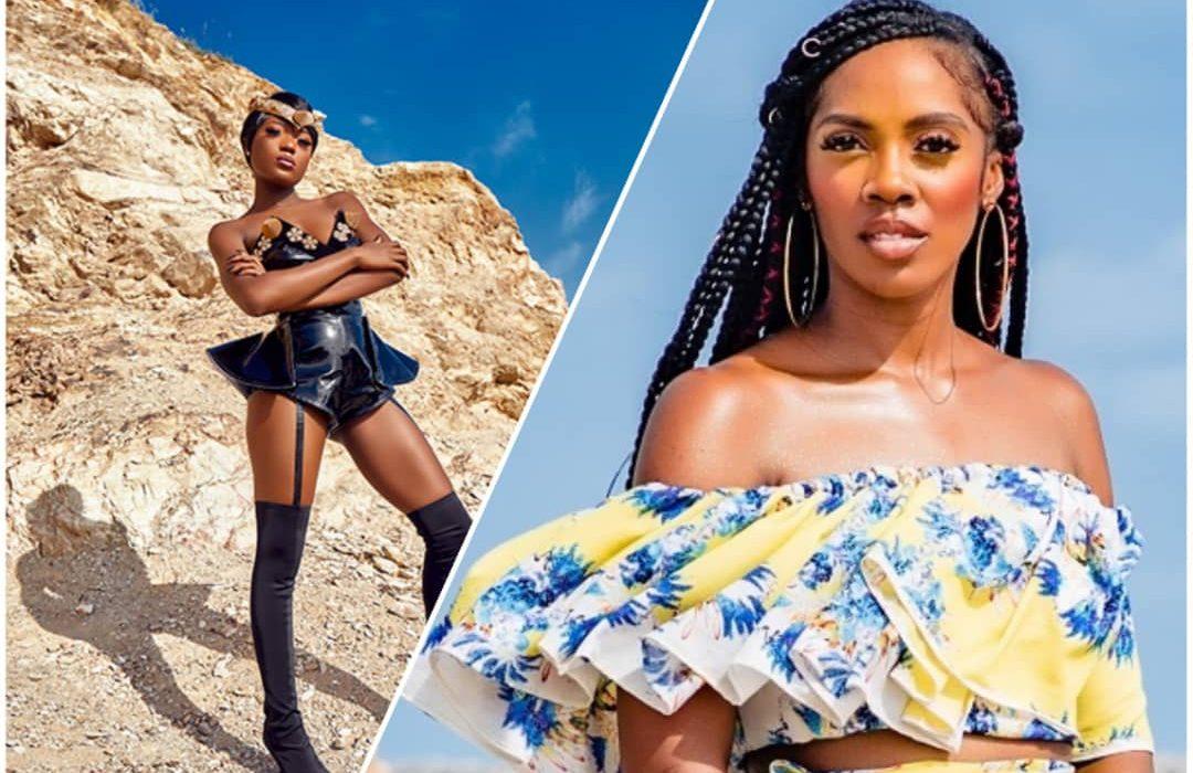 Efya Announces Groundbreaking Collaboration with Tiwa Savage