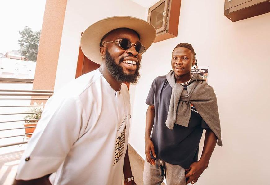 "M.anifest and Stonebwoy to perform on MTV Base's ""Africa Day Concert"" Stage"