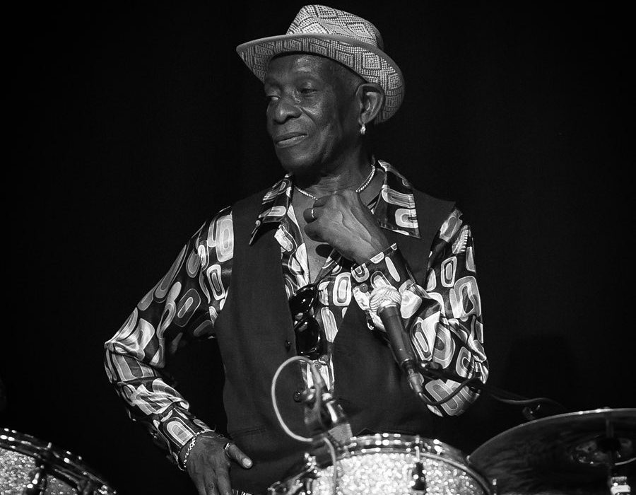 Afrobeat Pioneer Drummer Tony Allen Dies at 79