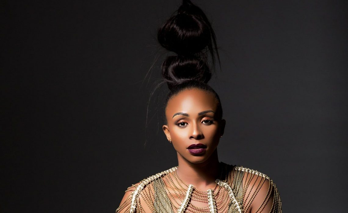 """Boity Shares Her New Single """"Own Your Throne"""""""