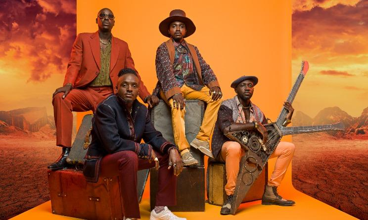 """Sauti Sol's Long-Awaited """"Midnight Train"""" Album Finally Out"""