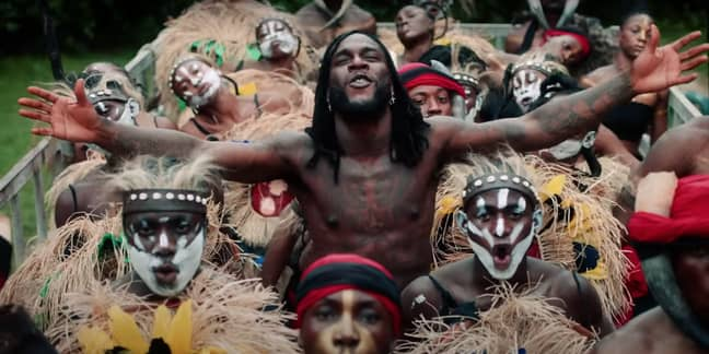 """Burna Boy Whips up """"Twice As Tall"""" Album Anticipation with Visuals to """"Wonderful"""""""