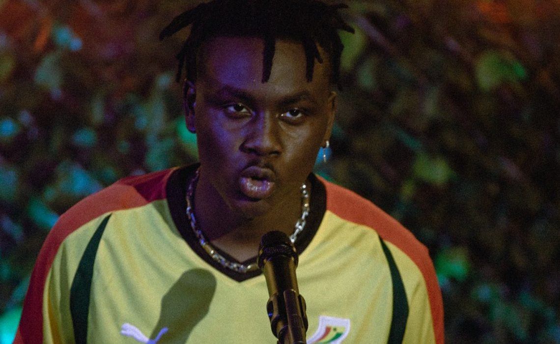 """Larruso Proudly Reps Ghana on """"From Milan With Love: Next Gen""""—an AC Milan and Roc Nation Initiative"""