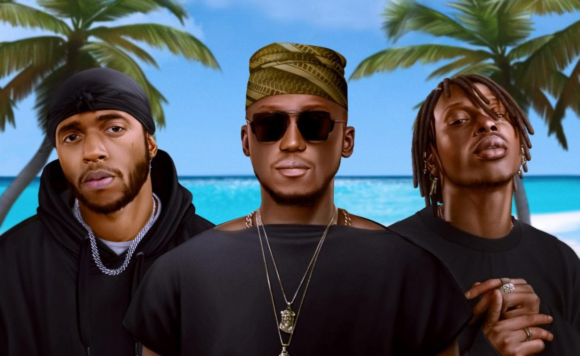 Spinall Releases Remix for 'Sere' Ft 6lack & Fireboy DML